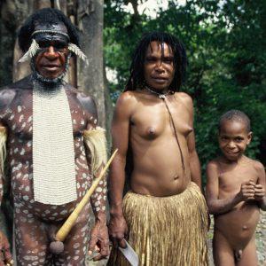 Neuguinea 2002 & 2005