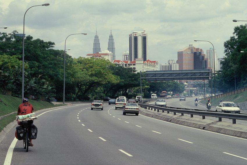 Malaysia, Singapur und Indonesien