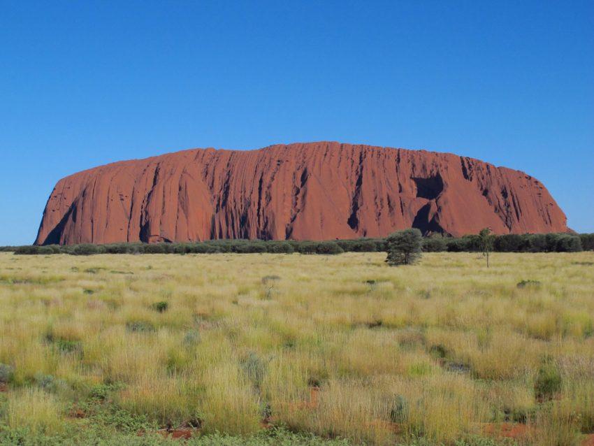 Australien – Dornenteufel, Rote Wüste und der weiße Mann im Loch
